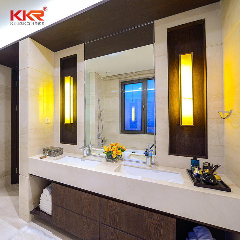 KKR Fashion modern Granite & Marble Stone Kitchen or Bathroom Countertop & Vanity Tops