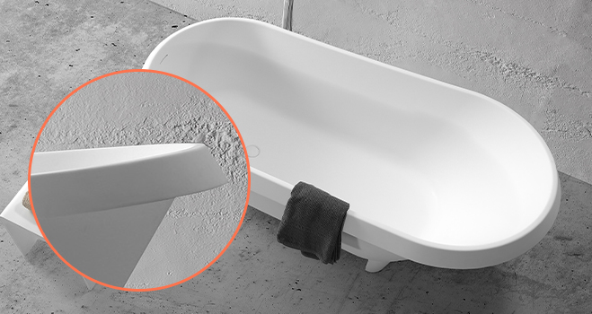 KKR Stone bathtub paint producer for school building-6