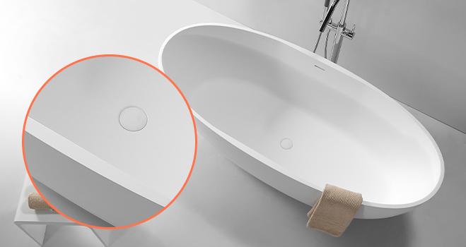 KKR Stone walk in bathtub supply for home-6