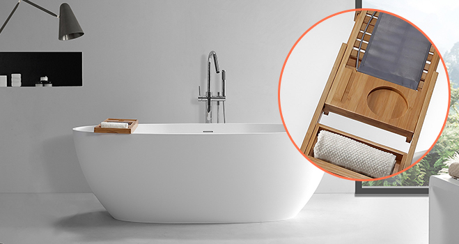 KKR Stone walk in bathtub supply for home-7
