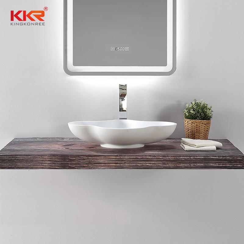 KKR Stone easy to clean corian countertops colors custom-design for worktops-1