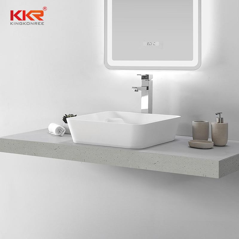 Customize Above Countertop Bathroom Basins Table Top Sink