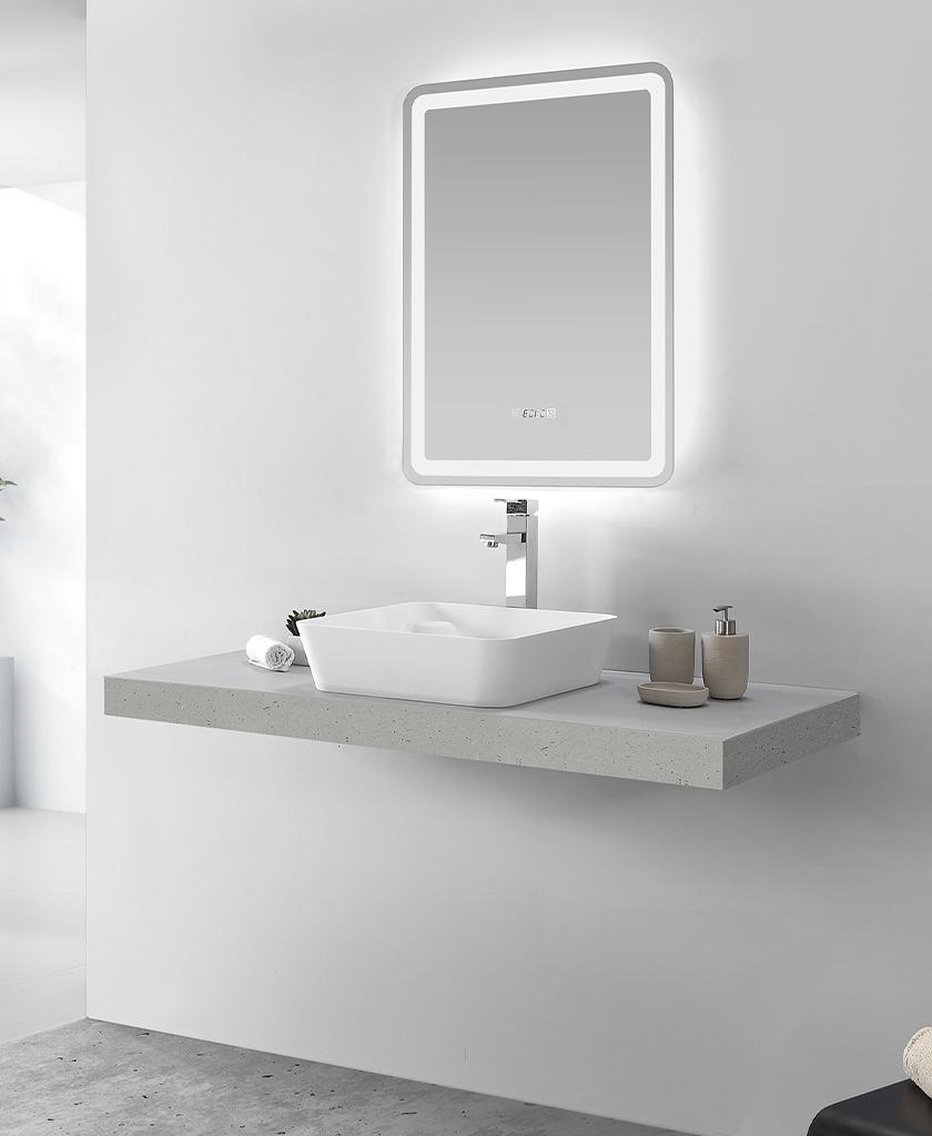 KKR Stone corian vanity tops custom-design for home-1
