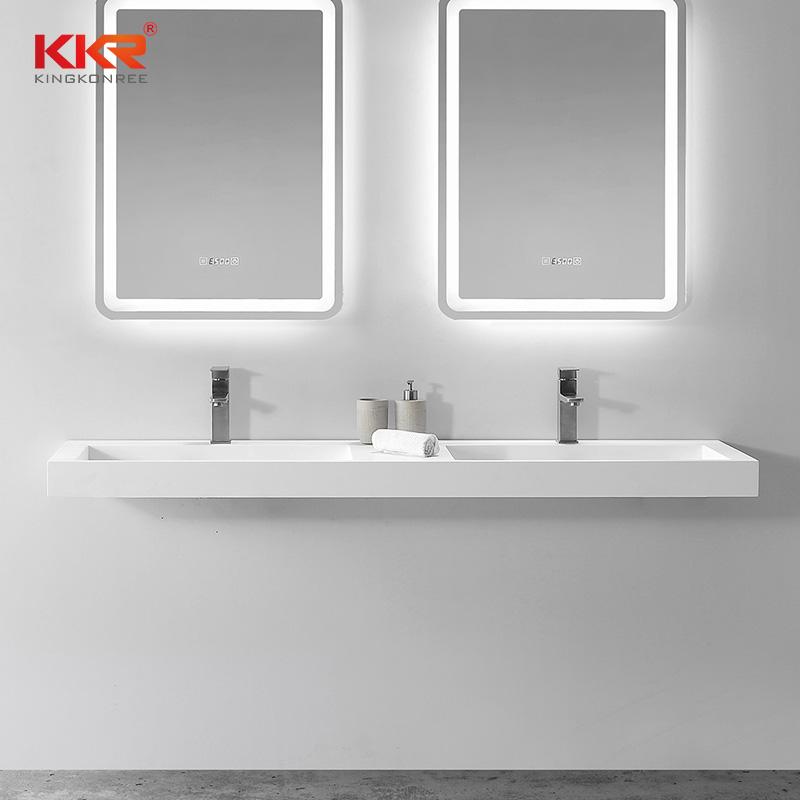 KKR Stone lassic style countertop basin bulk production for home-1