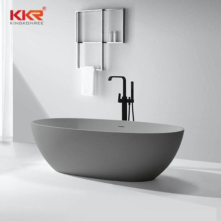 KKR Stone bathtub producer for home-1