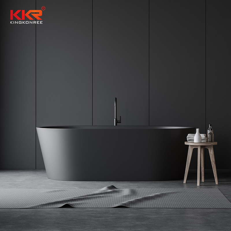 KKR Stone high-quality bathtubs for sale from China for home-1