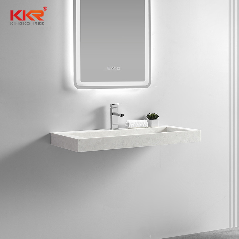 modern bathroom vanity with sink vendor for school building-2