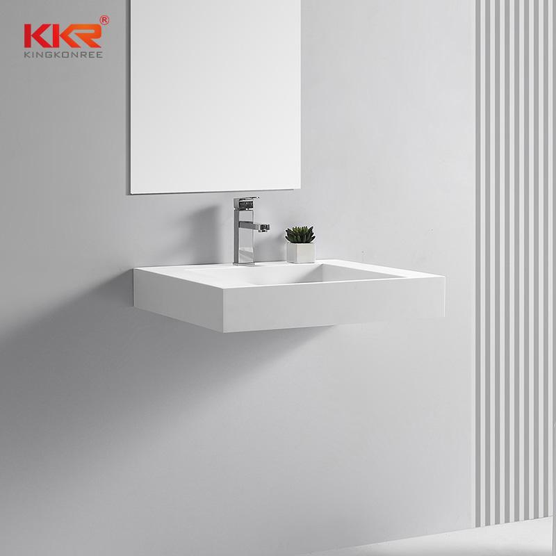 KKR Stone high tenacity bathroom furniture bulk production for school building-2