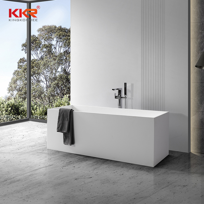 KKR Stone unique bathtub insert directly sale for worktops-1
