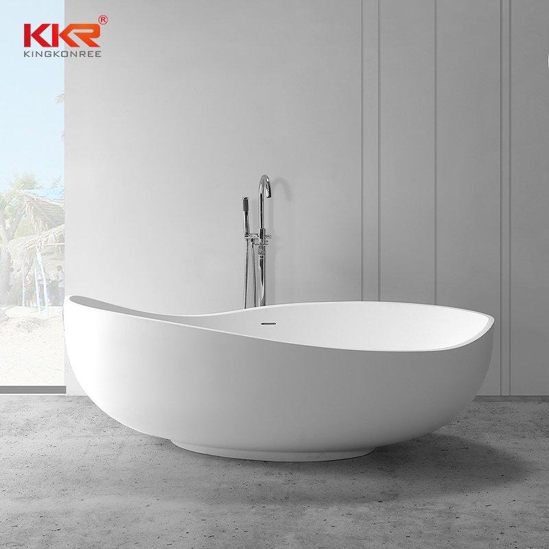 KKR Stone walk in bathtub factory price for school building-1
