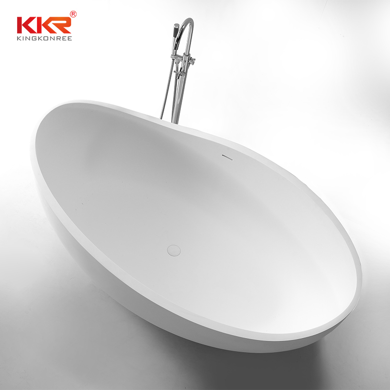 fine- quality free standing bath tubs from China for worktops-2
