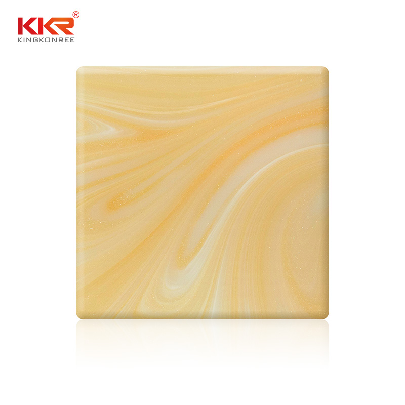 KKR Stone light weight translucent stone panel at discount for early education-1