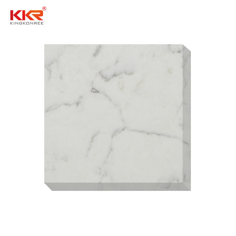 Quartz Slabs Artificial With Custom Size Quartz Slab KKR-QY071