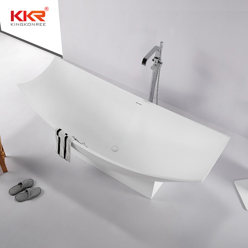 KKR Stone fine- quality bathtub surround factory price for worktops-2