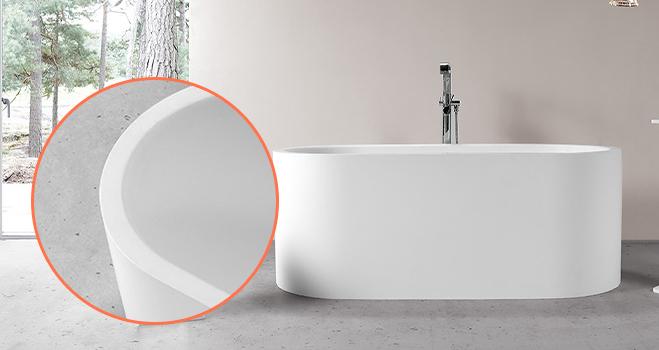 KKR Stone fine- quality bathtub paint directly sale for school building-7