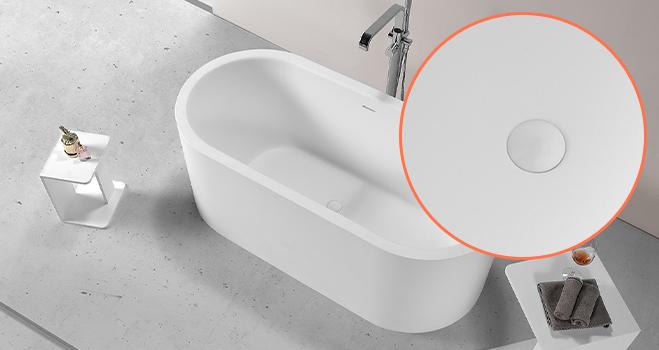 KKR Stone fine- quality bathtub paint directly sale for school building-8