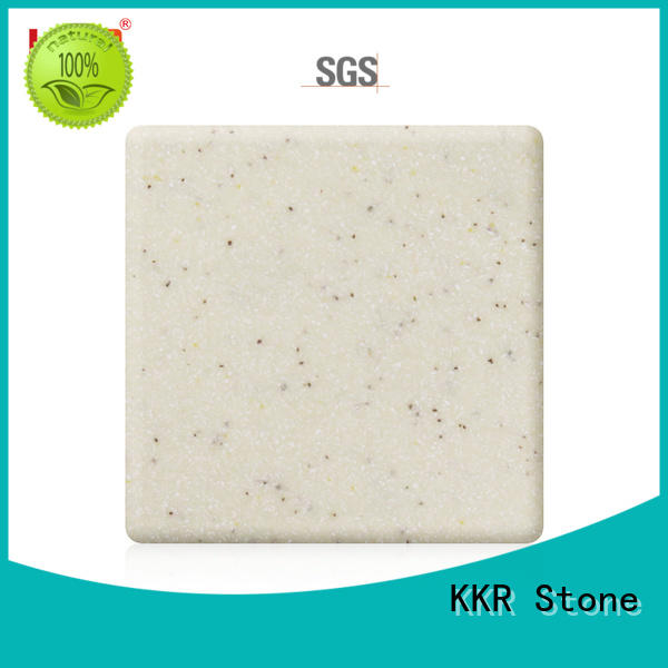 beautiful solid surface sheet slabs superior chemical resistance for garden table