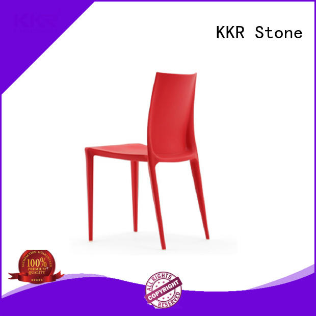 KKR Stone hot-sale plastic chairs manufacturers