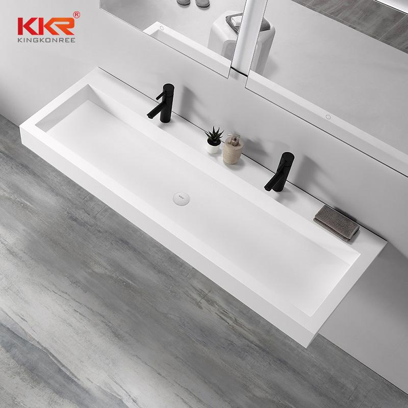 KKR Stone high tenacity corian kitchen worktops in good performance for kitchen tops-2