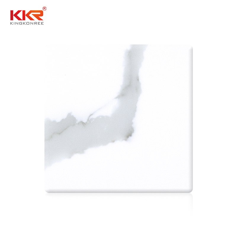 KKR Stone high strength veining pattern solid surface equipment for entertainment-1