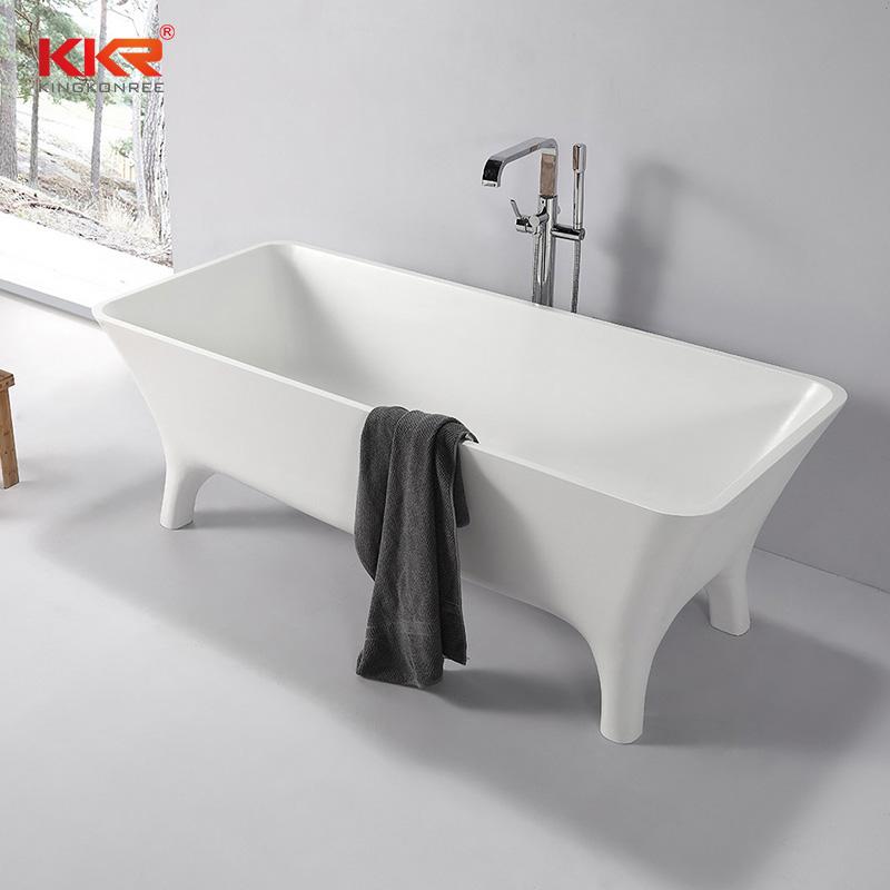KKR Stone bathtub insert from China for school building-1