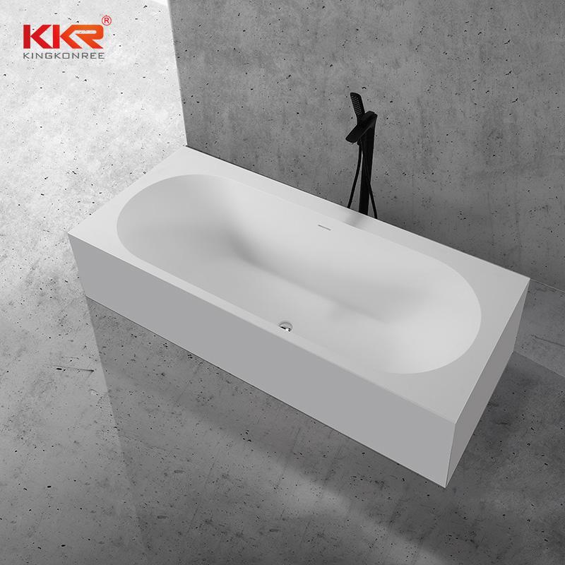 Custom Made Multipurpose Acyrlic Solid Surface Bathtubs KKR-B107