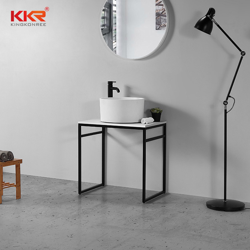 KKR Stone easily repairable bathroom taps in good performance for table tops-1