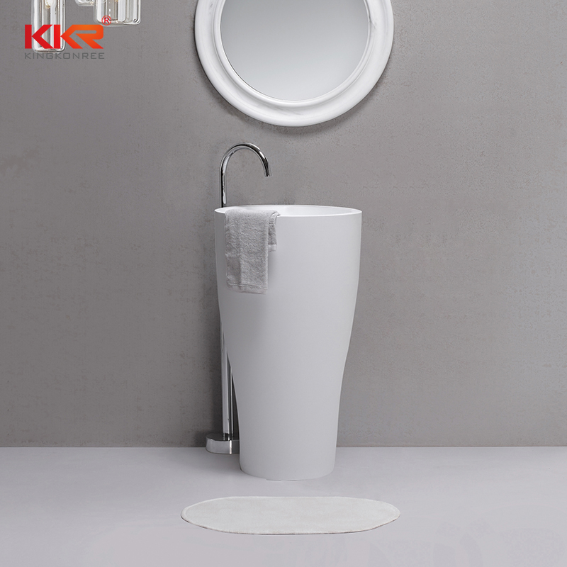 lassic style solid surface wash basin bulk production for table tops-1