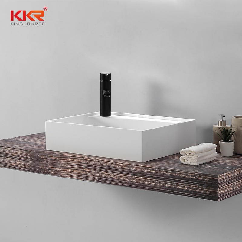 KKR Sanitary Ware Basin Bathroom Hand Washbasin KKR-1702