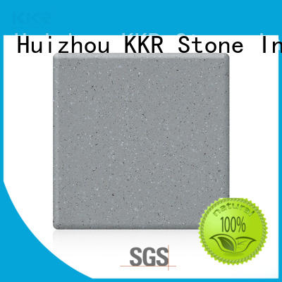 anti-pollution modified solid surface acrylic superior chemical resistance for building