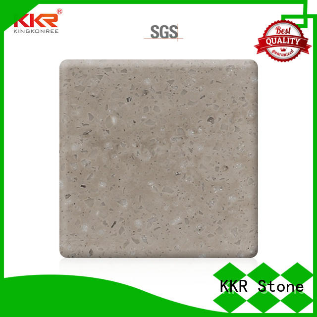easy to clean solid surface sheet supplier for home