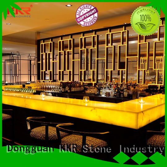 luxury marble dining table KKR Stone