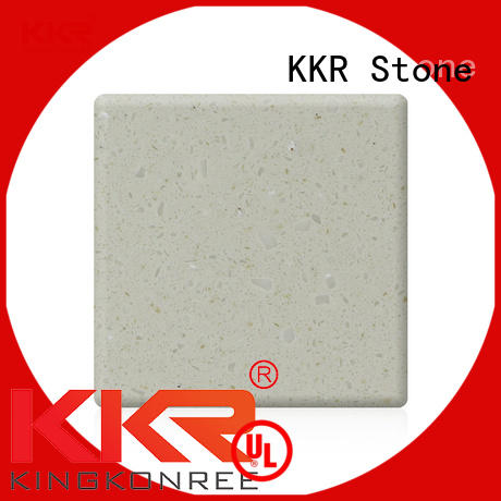 KKR Stone newly modified acrylic solid surface superior stain for worktops