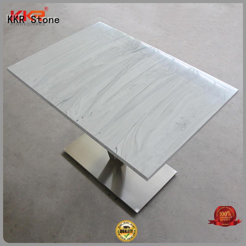 KKR Stone acrylic bar counter