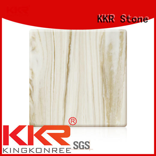 KKR Stone high-quality marble solid surface equipment for home