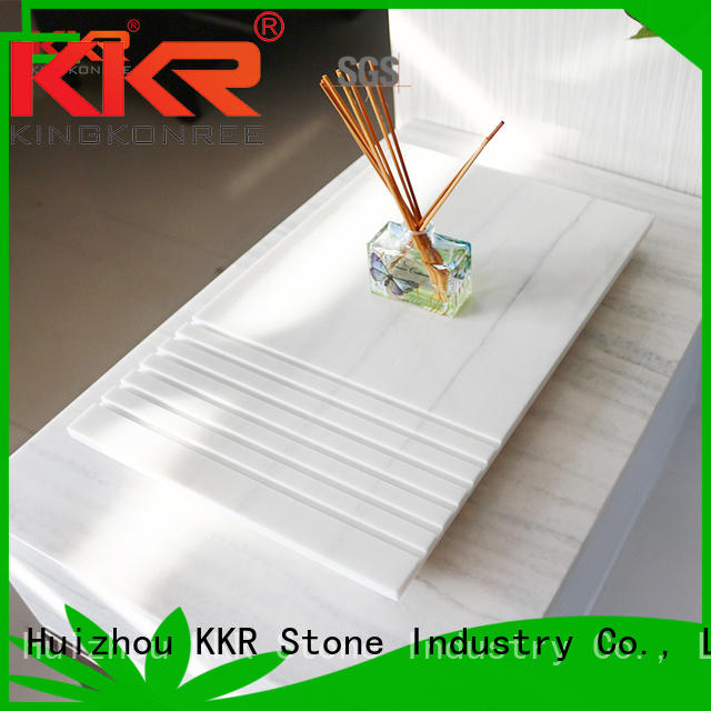 KKR Stone acrylic vanity stool check now for hotel