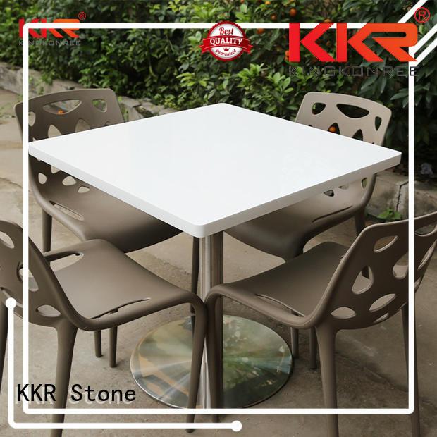 KKR Stone table set