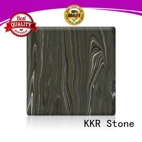 flame-retardant veined solid surface sheets manufacturer for home KKR Stone