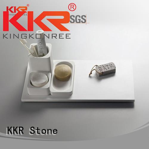 KKR Stone acrylic stool supply for bathroom