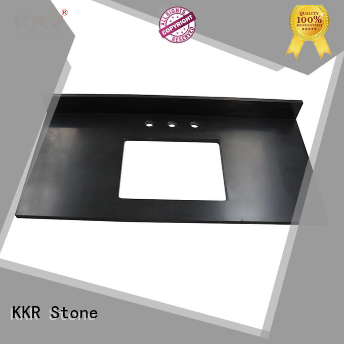 KKR Stone pattern bathroom countertops certifications for home