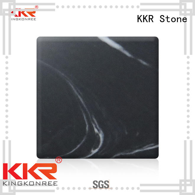KKR Stone decorative marble solid surface factory for entertainment