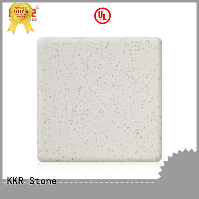 KKR Stone beautiful buy solid surface sheets superior chemical resistance for self-taught
