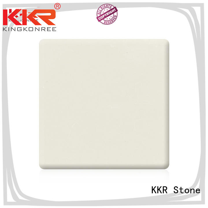 KKR Stone high-quality solid surface free design for table tops