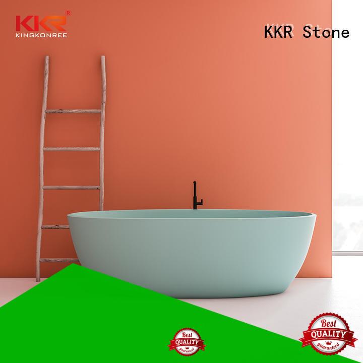KKR Stone bathtub producer for building