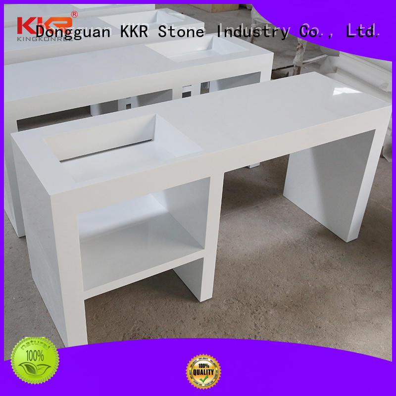 KKR Stone artificial bathroom tops long-term-use for home