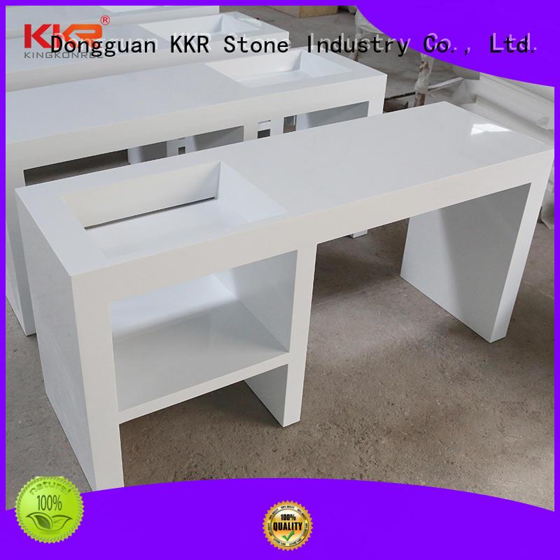 KKR Stone artificial bathroom tops long-term-use for home