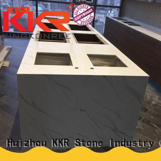 KKR Stone nice wholesale kitchen countertops  supply for entertainment