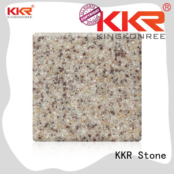 KKR Stone new-arrival modified solid surface superior stain furniture set