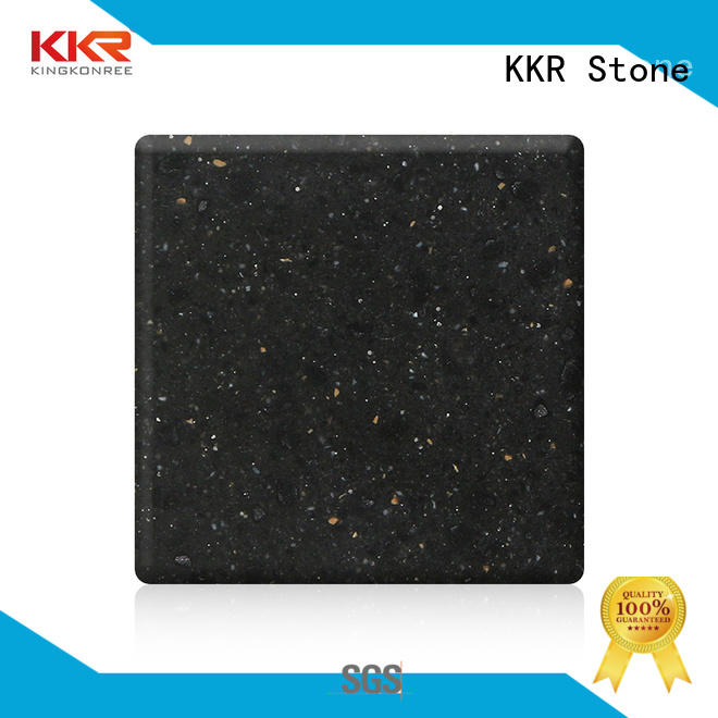 soild modified acrylic solid surface superior bacteria for building KKR Stone