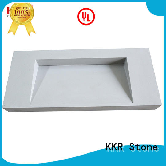 double Sink bathroom vanity tops clor widely-use for early education